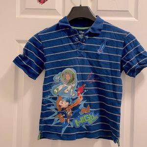 ❣️2/$20❣️Disney boys polo shirt